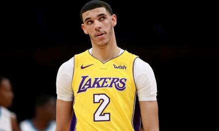 Lonzo Ball Doesn't Know What Vindicated Means