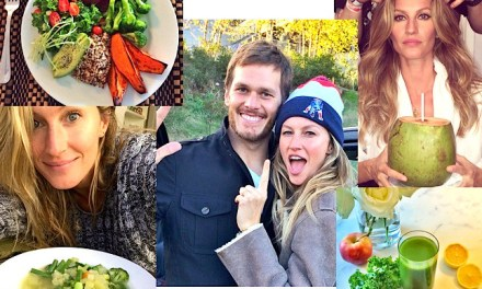 Tom Brady and Gisele Have a Crazy Strict Diet