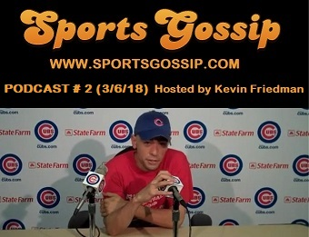 Check out Sportsgossip.com's Latest Podcast