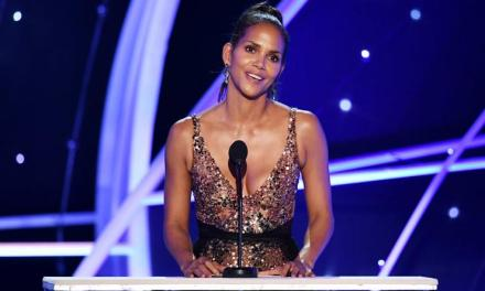 Halle Berry Congratulated Jared Goff on the Rams Monday Night Win