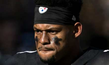 Steelers' JuJu Smith-Schuster Having Female Troubles