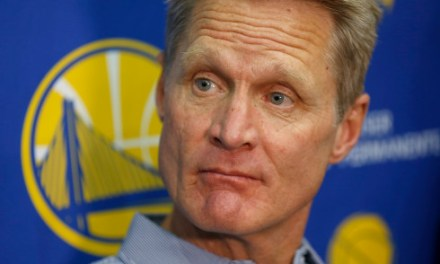 The Warriors Lost Their Fourth Straight Game for the First Time in the Steve Kerr Era