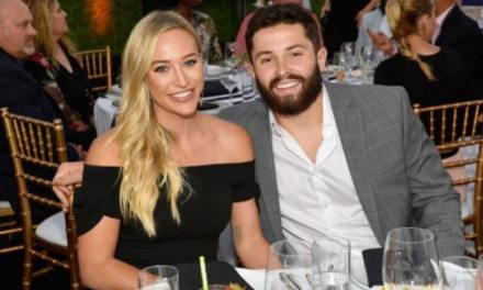 Baker Mayfield's Fiance Emily Wilkinson Wishes Him a Happy First Thanksgiving