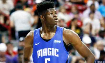 Mo Bamba is Dating a High School Senior Who Lives in China