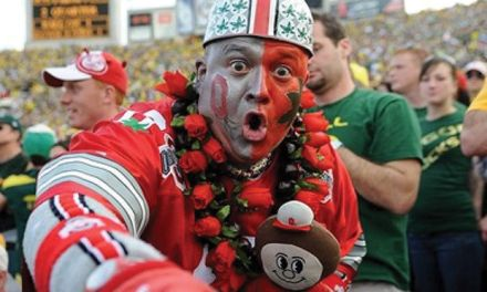 Ohio State Superfan Mr. Big Nut Might Have Gone Too Far