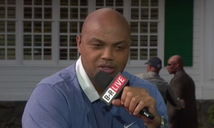 Charles Barkley Slammed Tiger Woods and Phil Mickelson Match: 'This is Some Crappy Golf'