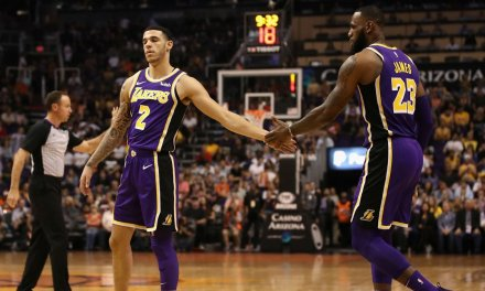 LeBron James Says Lonzo Ball Realizing 'How Great He Is'