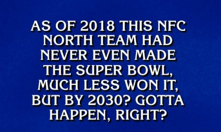 Jeopardy Went All in on the Detroit Lions