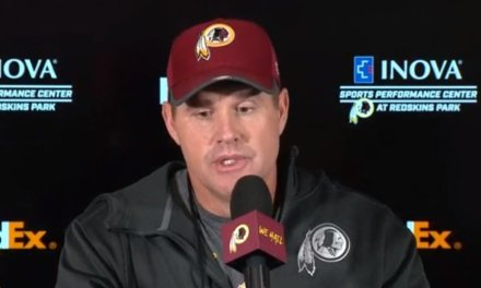Jay Gruden Unsure why Redskins Claimed Ruben Foster: 'That's a Good Question'