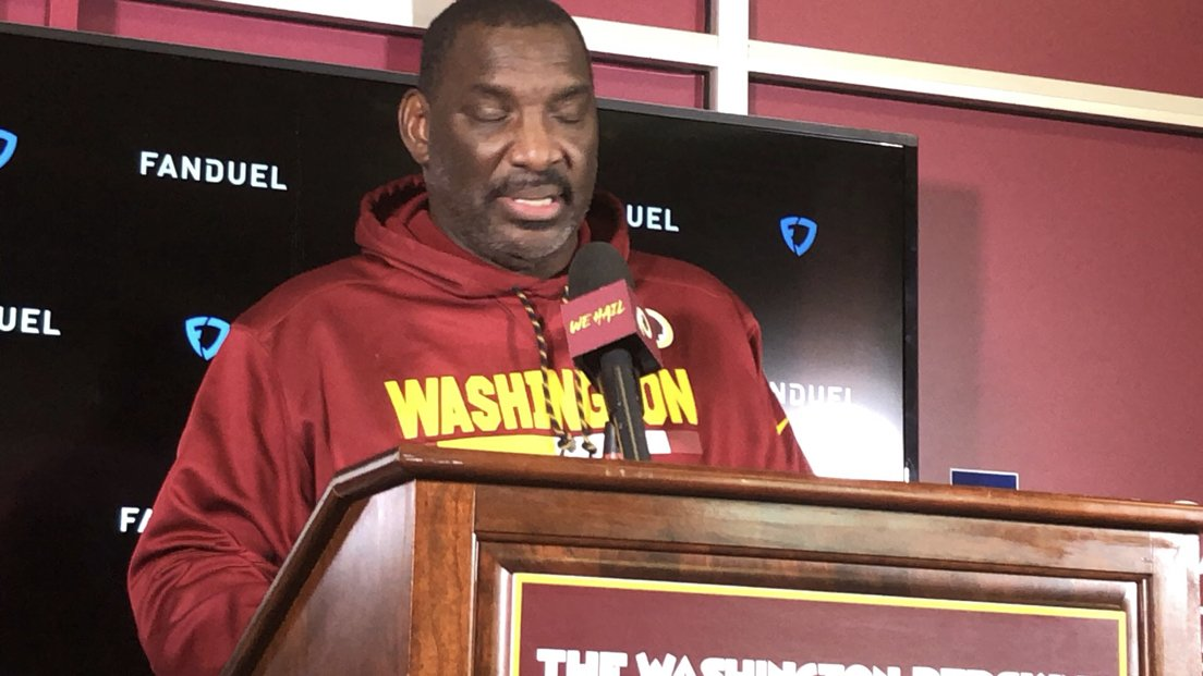 Redskins VP Doug Williams Apologizes for Insensitive Comments