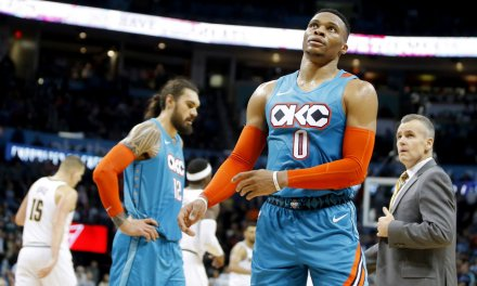 Russell Westbrook and Vince Carter Got T'd Up After Back-and-Forth