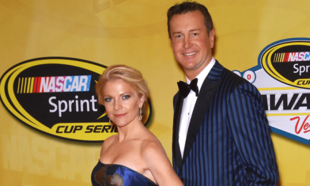 Kurt Busch's Ex-Girlfriend Patricia Driscoll Found Guilty of Fraud and Tax Evasion