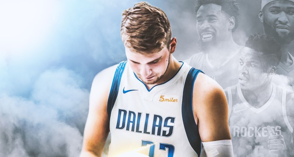 NBA Rookie Sensation Luka Doncic Feeling Homesick in Dallas?