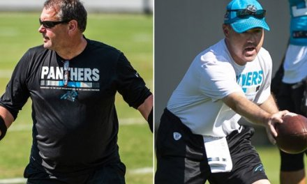 Carolina Panthers Fire Coaches Brady Hoke and Jeff Imamura
