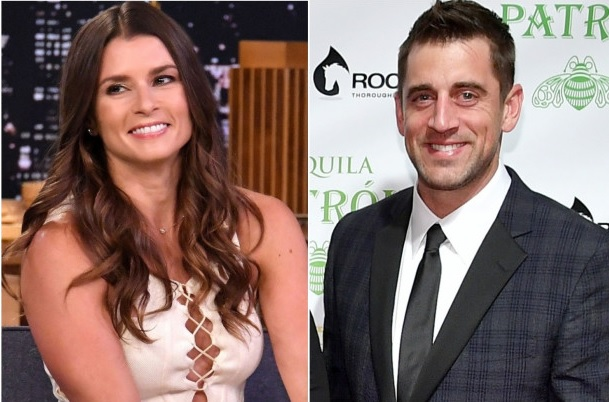 Danica Patrick Threw Aaron Rodgers a Surprise Murder Mystery Party after Mike McCarthy Firing