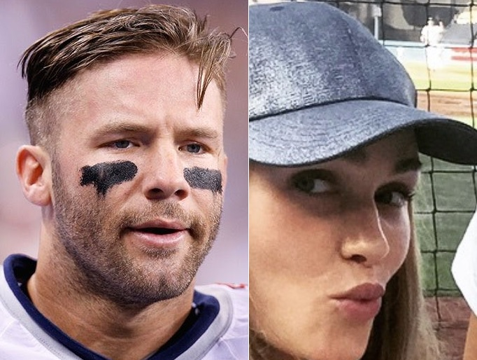 Julian Edelman Being Linked to Boston Native Blakely Maguire