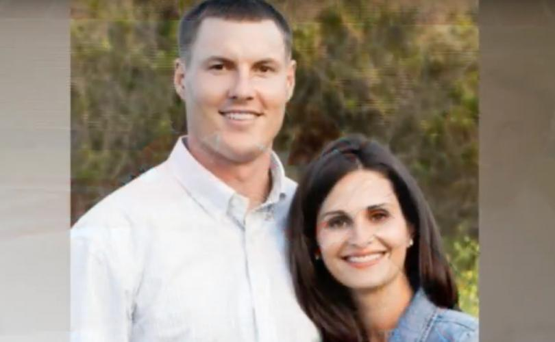 ab19104d Philip Rivers and Wife Tiffany Are Expecting Their Ninth Child ...