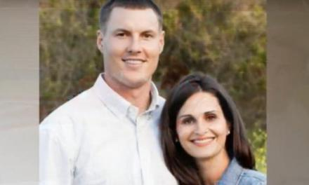 Philip Rivers and Wife Tiffany Are Expecting Their Ninth Child