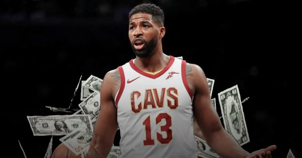 Tristan Thompson Fined $15,000 For Flipping Off Fans At Cavaliers Game