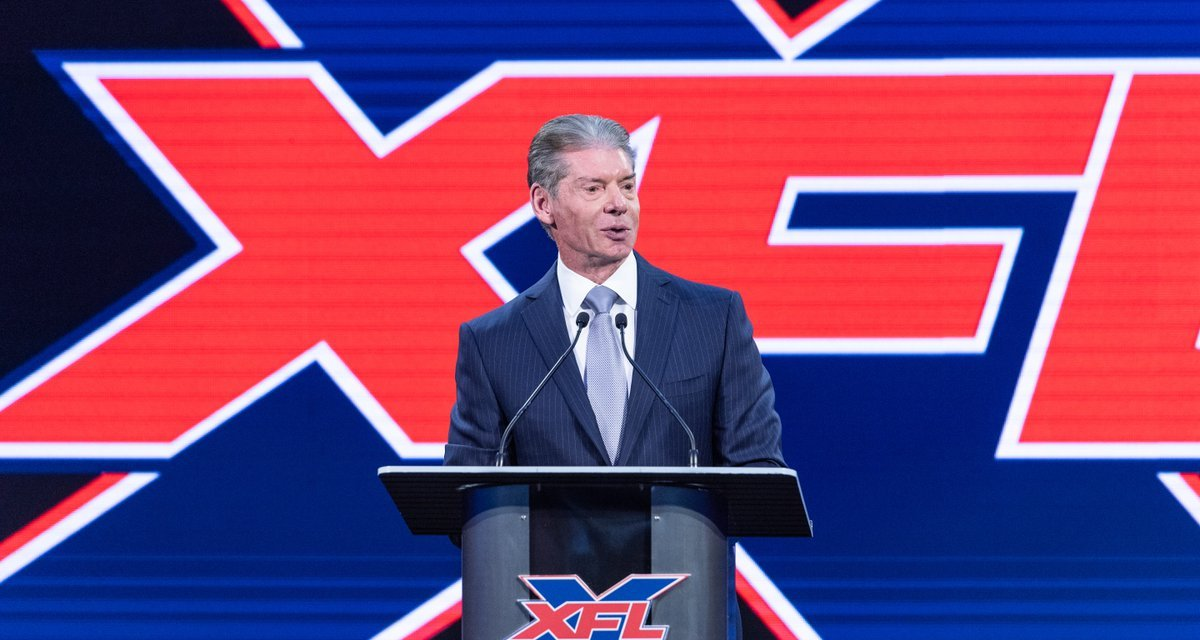 XFL Announces Eight Cities it Will Play in for Relaunch in 2020