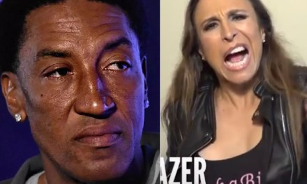 Scottie Pippen Sues Comedian for Trashing His Fort Lauderdale Mansion and in Response She Starts a Go Fund Me Page