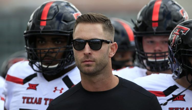 Kliff Kingsbury Has Agreed to Become USC's New Offensive Coordinator in Part Because of the Beautiful Women in Southern California