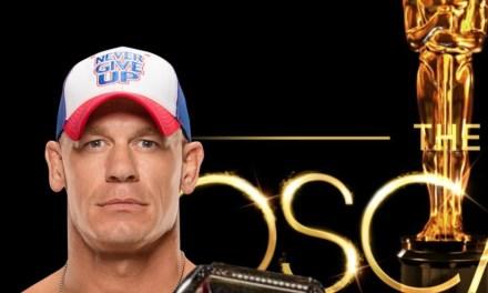 John Cena Considering Oscars Hosting Gig?