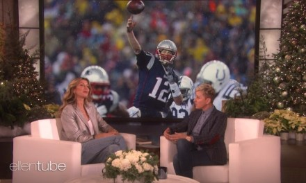 Gisele Bundchen Talks Tom Brady Retirement on Ellen
