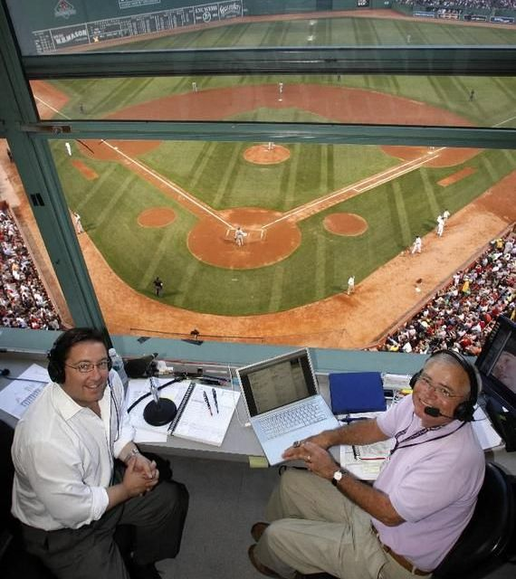 Red Sox Were Actually Considering Turning Their Radio Broadcasts into a Talk Show