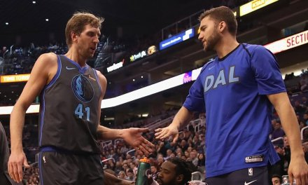 Dirk Nowitzki Makes Season Debut for the Mavs, Breaks NBA Record for Most Years with the Same Team