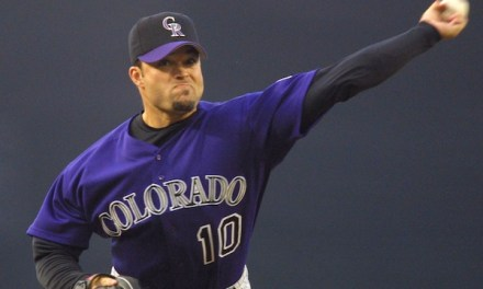 Mike Hampton Will Receive His Final Payment from the Rockies this Weekend