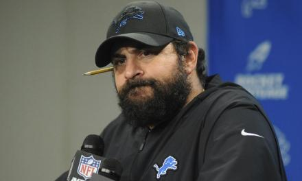 Lions Head Coach Matt Patricia Dropped an F Bomb on the Radio Following Loss that Eliminated them from the Playoffs