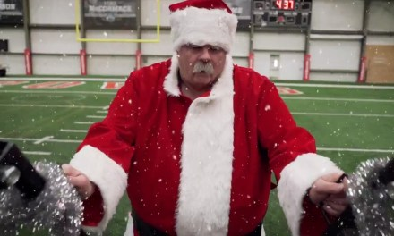 Browns Give Us an Early Christmas Gift with a Funny Clip Featuring Line Coach Bob Wylie