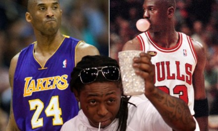 Lil Wayne Thinks Kobe Bryant is Better Than Michael Jordan