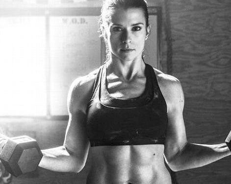 Check Out Danica Patrick's Holiday Workout Routine