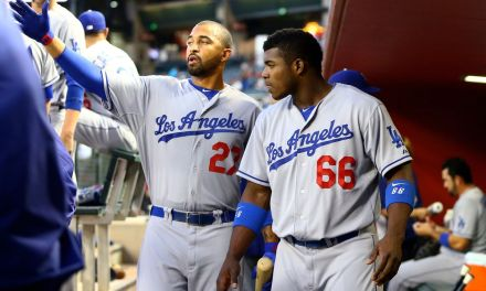 Dodgers Trade Yasiel Puig and Matt Kemp to the Reds