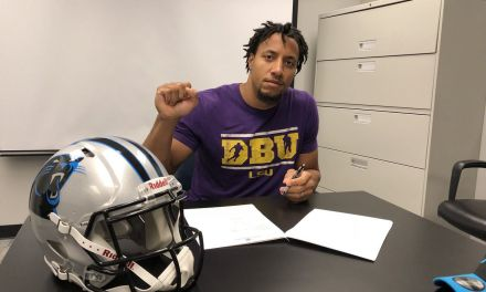 """Panthers Safety Eric Reid Fined Over $20k by the NFL for """"Late Hit"""""""