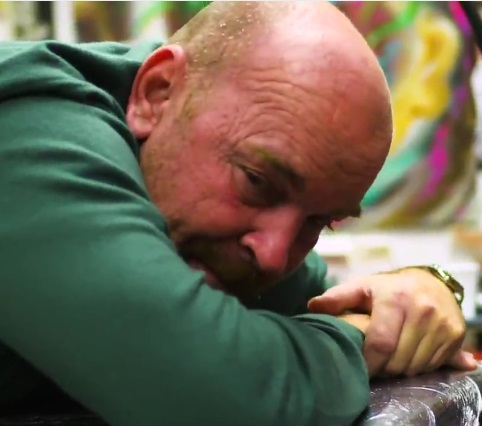 Ryder Cup Captain Thomas Bjorn Gets Ass Tattooed with Winning Score