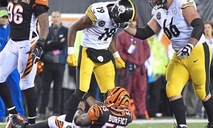 Bengals LB Vontaze Burfict's Career in Jeopardy after Suffering his Seventh Concussion