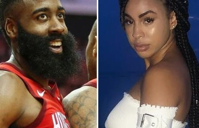 James Harden Adds New Girlfriend Justice LaRue to His Roster