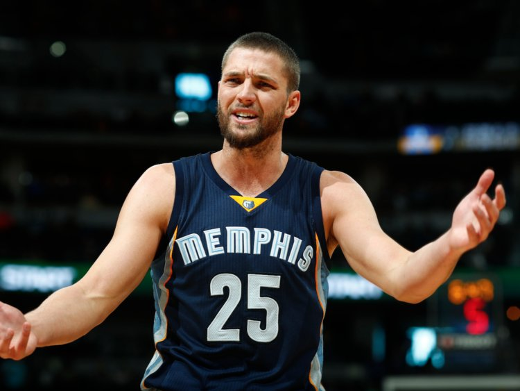 Chandler Parsons Says He's Healthy and Ready to Play, the Grizzlies Have Other Plans