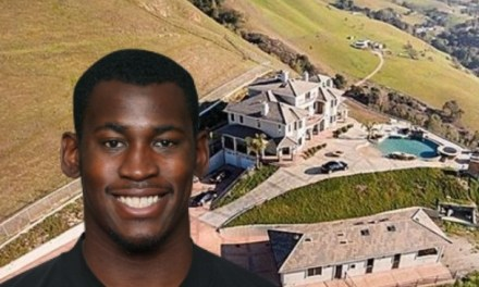 Aldon Smith Sells San Jose Mansion at Discount