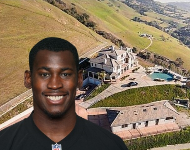 Aldon Smith Sells San Jose Mansion at Discount