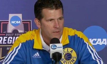 UCLA Reportedly Fires Steve Alford after Bad Start