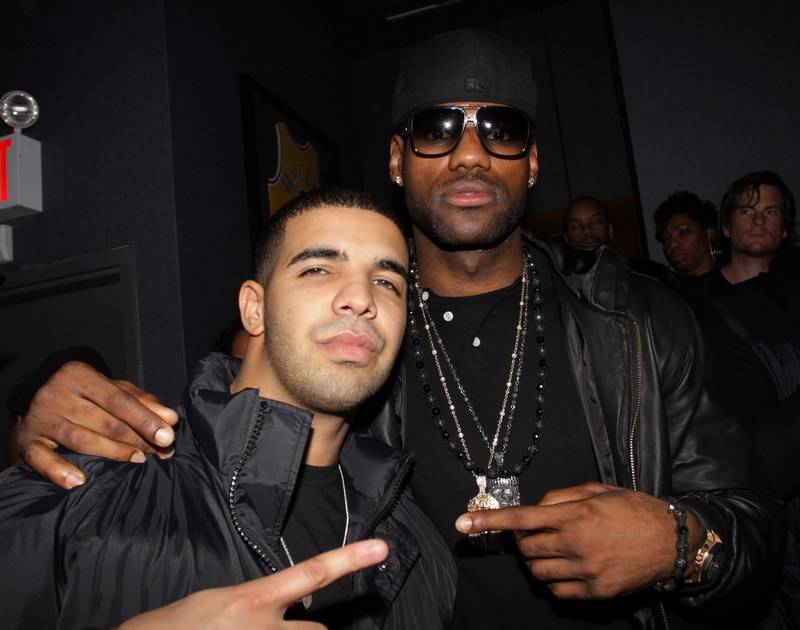 Drake Sent LeBron James a Birthday Message