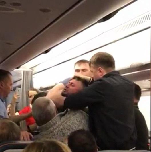 Former NHL Star Oleg Saprykin Forces Emergency Landing After 'Attacking' Stewardess Over Whisky