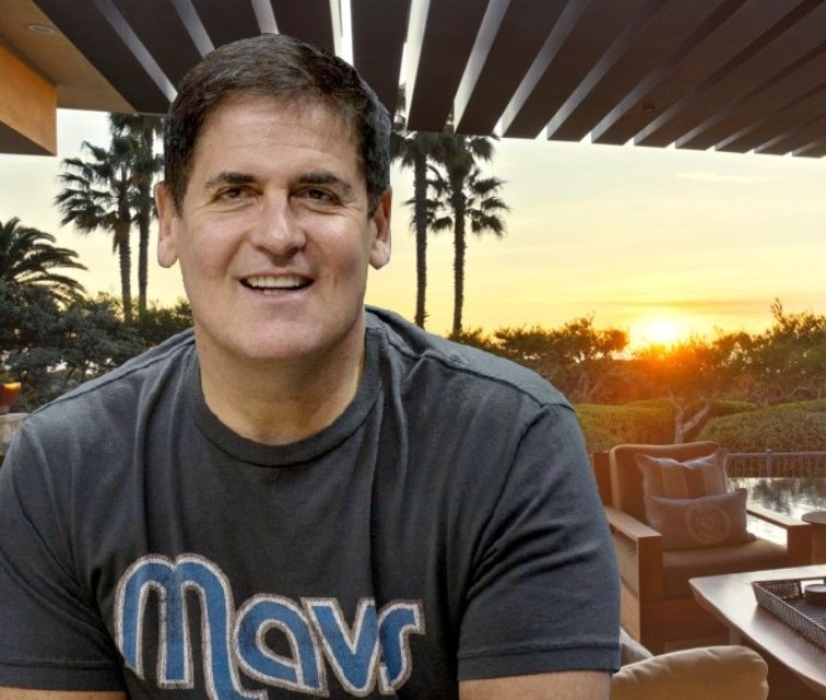 Mark Cuban Scoops Up Laguna Beach Ocean Front Mansion for $19 Million