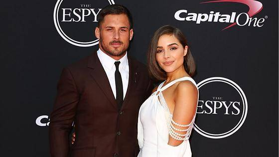 Danny Amendola and Olivia Culpo Might Be Back Together