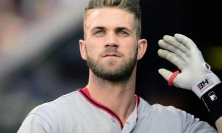 Free Agent Bryce Harper Has Received 10-Year Offers