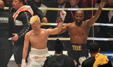 Former UFC Star Brendan Schaub Says Floyd Mayweather's Japan Fight Was Fake